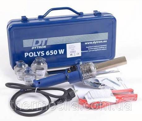Паяльник Polys P-4b 650W TW+ комплект (20-32) со звук. сигн. стержневой, DYTRON