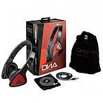 Наушники Monster® DNA On-Ear Headphones - Black Red, фото 4