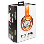 Наушники Monster® NCredible NTune On-Ear - Candy Tangerine, фото 3