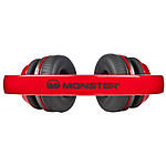 Наушники Monster® NCredible NTune On-Ear Headphones - Cherry Red, фото 4