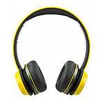 Наушники Monster® NCredible NTune Solid On-Ear Headphones - Solid Yellow, фото 3