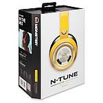 Наушники Monster® NCredible NTune Solid On-Ear Headphones - Solid Yellow, фото 4