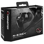 Наушники Monster® NCredible NErgy In-Ear Headphones - Midnight Black, фото 2
