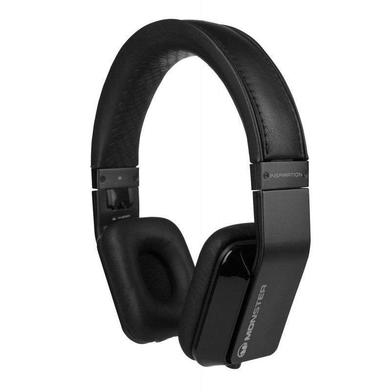 Наушники Monster® Inspiration Lite On-Ear - Titanium