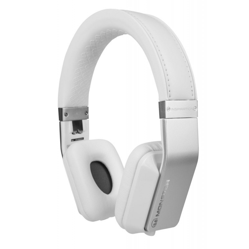 Наушники Monster® Inspiration Lite On-Ear - White