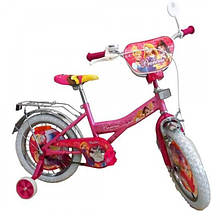 Велосипед двоколісний Принцеси