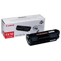 Восстановление картриджа Canon FX-10