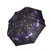 """Жіночий парасольку-напівавтомат на 8 спиць, від SL """"Fantasy"""", 35006-6"""