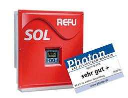 Мережевий інвертор Refusol 008K ( 8.25 кВт )
