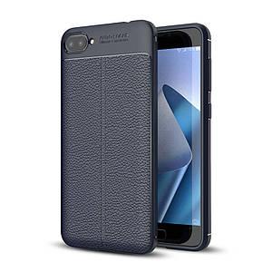 Чехол Touch для Asus ZenFone 4 Max / ZC520KL / x00hd / 4a011ww бампер оригинальный Auto focus Blue