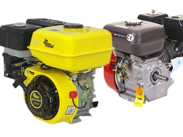 Двигуни для мототехніки