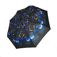"""Жіночий парасольку-напівавтомат на 8 спиць, від SL """"Fantasy"""", 35006-5"""