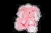 Мягкая игрушка Алина Слон 65 см розовый, фото 3