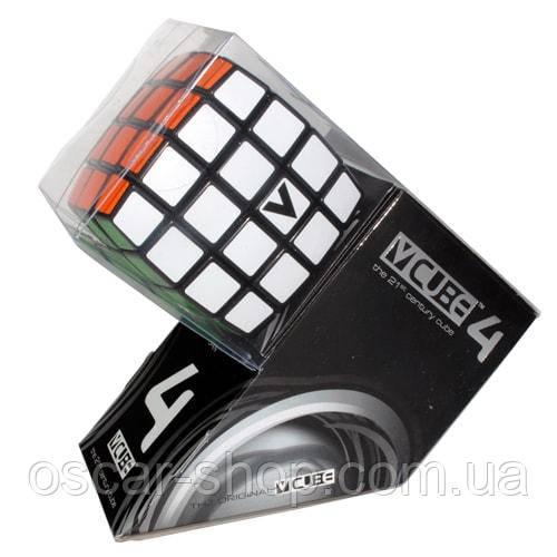 Кубик Рубика V-CUBE 4х4 black / Кубик Рубика 4х4х4 черный круглый