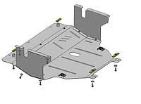 Защита радиатора, картера двигателя и КПП для Opel Vivaro 1.9 L 2010- Увеличенная