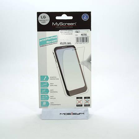 Защитная пленка MyScreen LG L3 2 E425 EAN/UPC: 5907996007127, фото 2