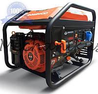 Бензиновый генератор Daewoo GDA 6800 (5кВт)