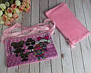 Детские кошелечки (сумочки) LOL с длинной ручкой 15*9 см  6 шт/уп., фото 2