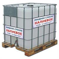 Жидкое стекло калиевое — купить с доставкой по Украине, фото 1