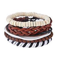 Набор браслетов - Жгуты