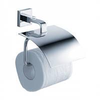 Держатель туалетной бумаги с крышкой Kraus Aura KEA-14426CH