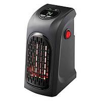 Портативный керамический тепловентилятор Handy Heater, Комнатный обогреватель в розетку, фото 1