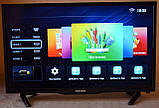 "ХІТ телевізори Samsung SmartTV 32"" UHDTV 3840x2160 4K,LED, IPTV, Android 9, T2, WIFI, USB, фото 6"