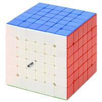 Кубик Рубика QiYi WuHua V2 6x6 color / Кубик Рубика 6х6 без наклеек