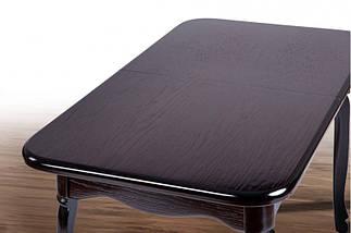 Стол Микс Мебель Гаити Венге кухонный обеденный прямоугольный раскладной , фото 2