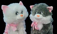 Говорящий кот 45 см мягкая детская игрушка красивый подарок для девочки