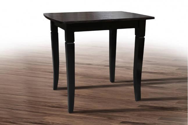 Стол Микс Мебель Линда Венге кухонный обеденный прямоугольный раскладной, фото 2