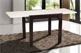 Стол Микс Мебель Слайдер Венге кухонный обеденный прямоугольный раскладной