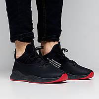 Мужские кроссовки Fashion Sports Shoes Black\Red