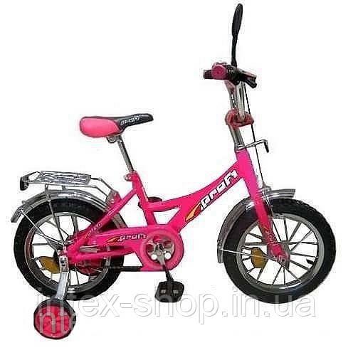 """Велосипед PROFI детский 16"""" P 1634 Розовый"""