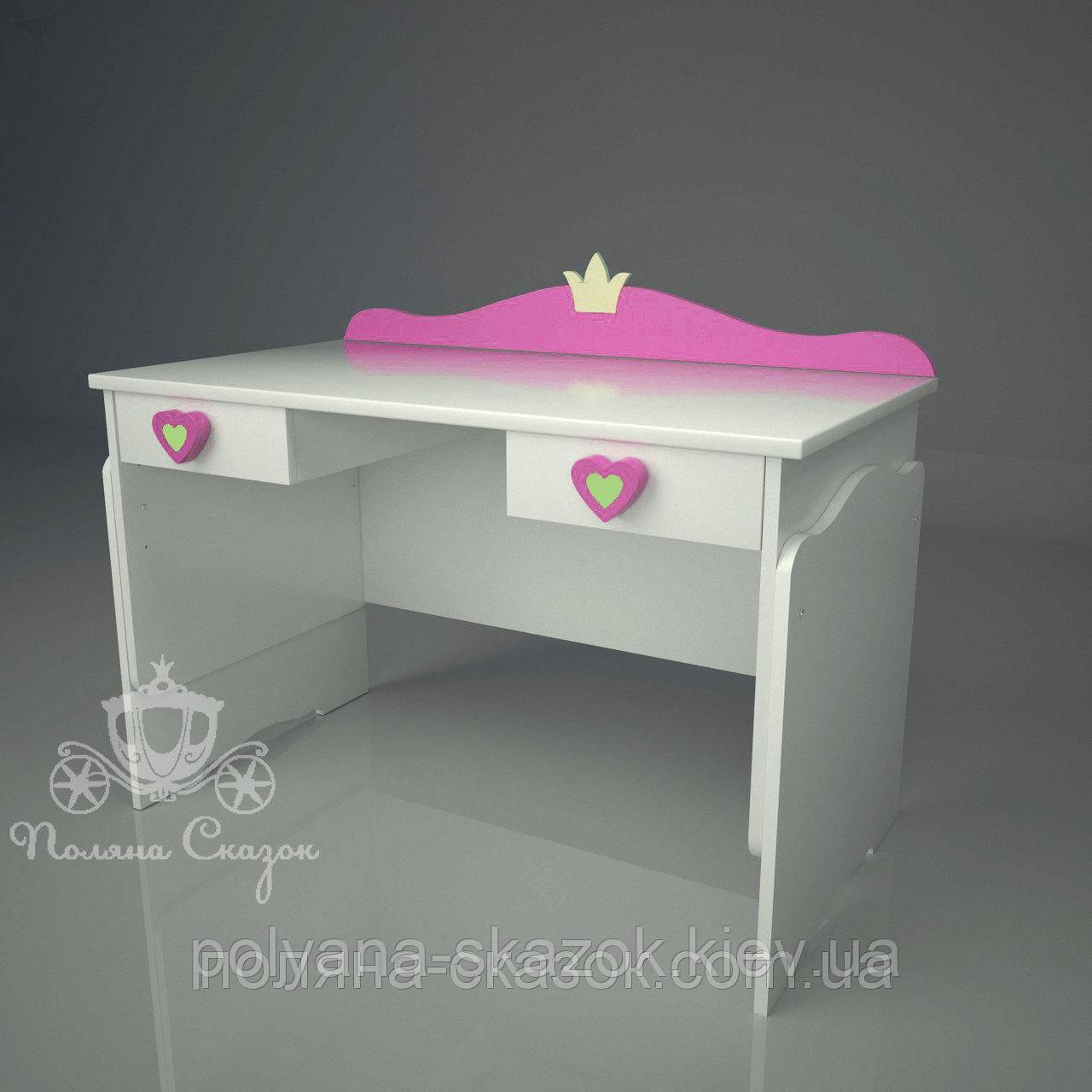 """Стол-парта с регулировкой высоты """"Принцесса"""", фото 1"""