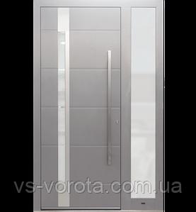 Входные уличные двери для дома Ryterna RD80 (Литва) - Дизайн 229