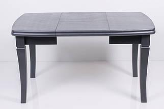 Стол Биформер Монте Карло Венге до 1,9 м кухонный обеденный прямоугольный раскладной, фото 2