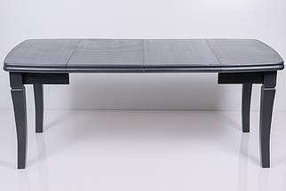 Стол Биформер Монте Карло Венге до 1,9 м кухонный обеденный прямоугольный раскладной, фото 3