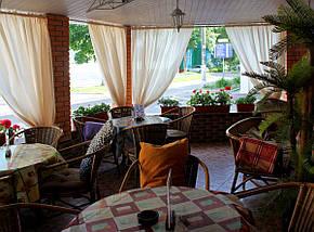 Стол ЧФЛИ Триумф кухонный обеденный круглый плетеный из ротанга нераскладной, фото 3