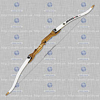 Лук рекурсивный 62/20 (154 см) White с.н. 10 кг MHR /13-87