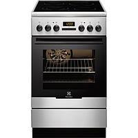 Кухонная плита отдельно стоящая Electrolux EKC54550OX
