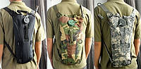 Спортивный рюкзак. Стильный  рюкзак. Мужской рюкзак.  Тактическая сумка.Код: КРСК22, фото 1