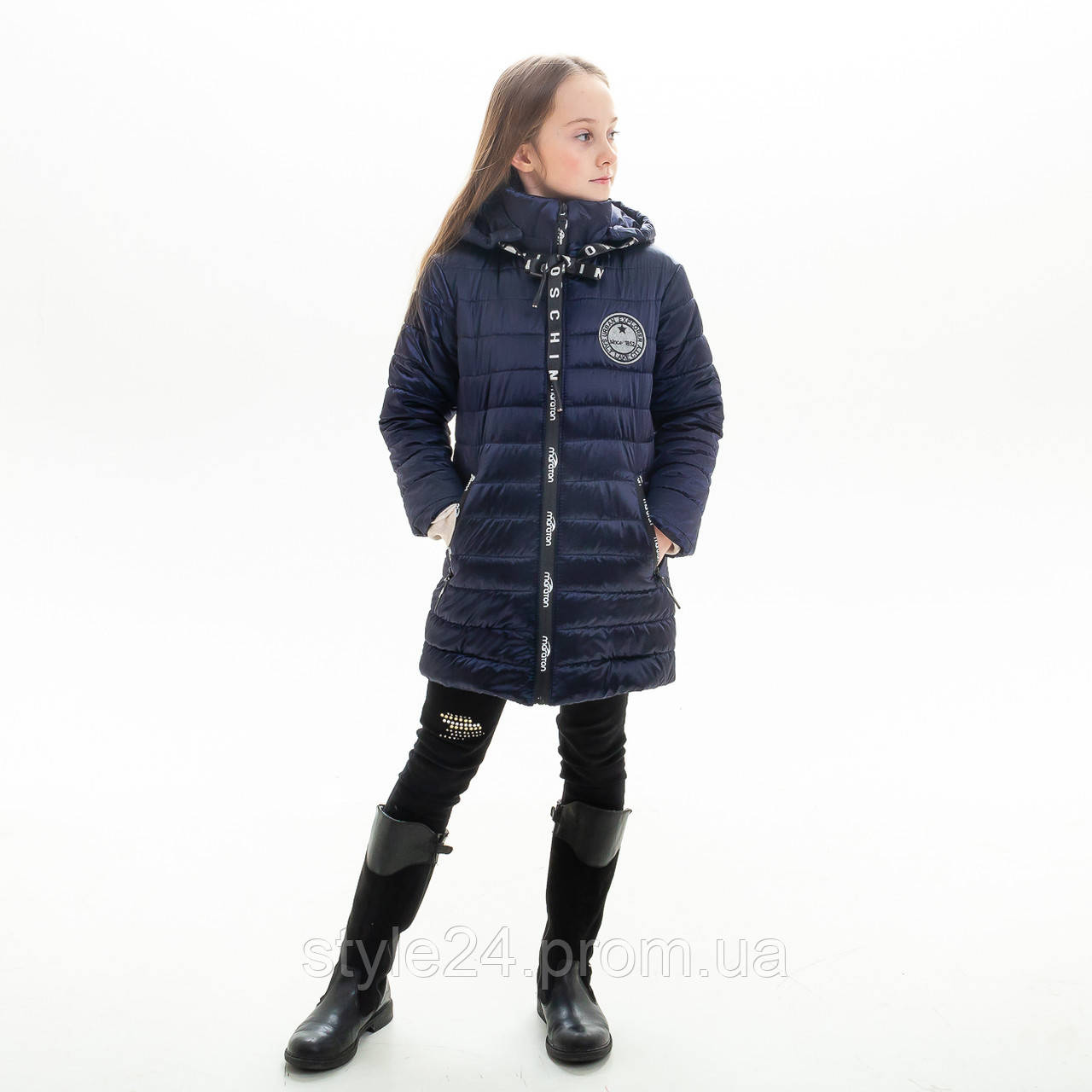 Весняна куртка на дівчинку ростом 122-152 - Стильний одяг «Роксана» в Одессе 2cd13a4f95e66