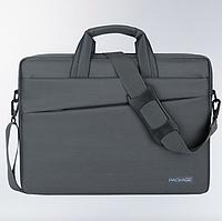Сумка чехол Package для ноутбука 13 14 дюймов серый
