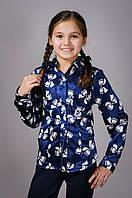 Детская рубашка для девочек