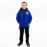 Куртка-жилет для хлопчика «Павук», фото 1