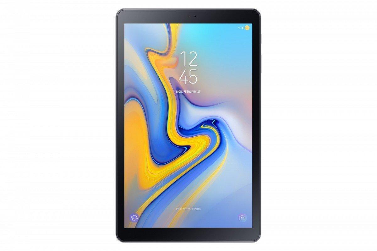 Планшет Samsung Galaxy Tab A 10,5 32GB Wi-Fi SM-T590 (SM-T590NZKAXEO) black