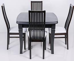 Стол Биформер Монте Карло Венге до 2,9 м кухонный обеденный прямоугольный раскладной, фото 3