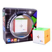 Магнитный кубик Рубика Smart Cube 2х2 Magnetic   Магнитный кубик без наклеек