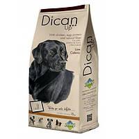 Сухий корм Dican Up Low Caloric (для літніх собак і дорослих собак з малою активністю) 4кг